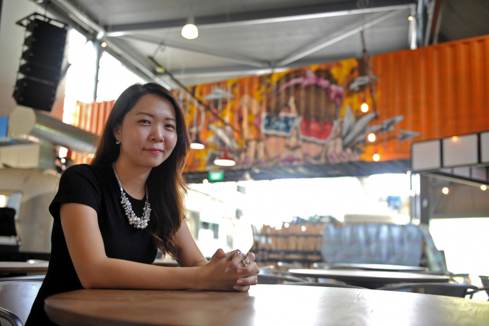 A Day in the Life of a Singapore Hawker