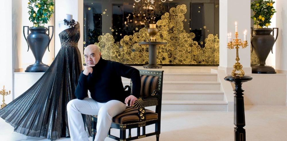 Singaporean Fashion Designer Seizes Spotlight in Paris