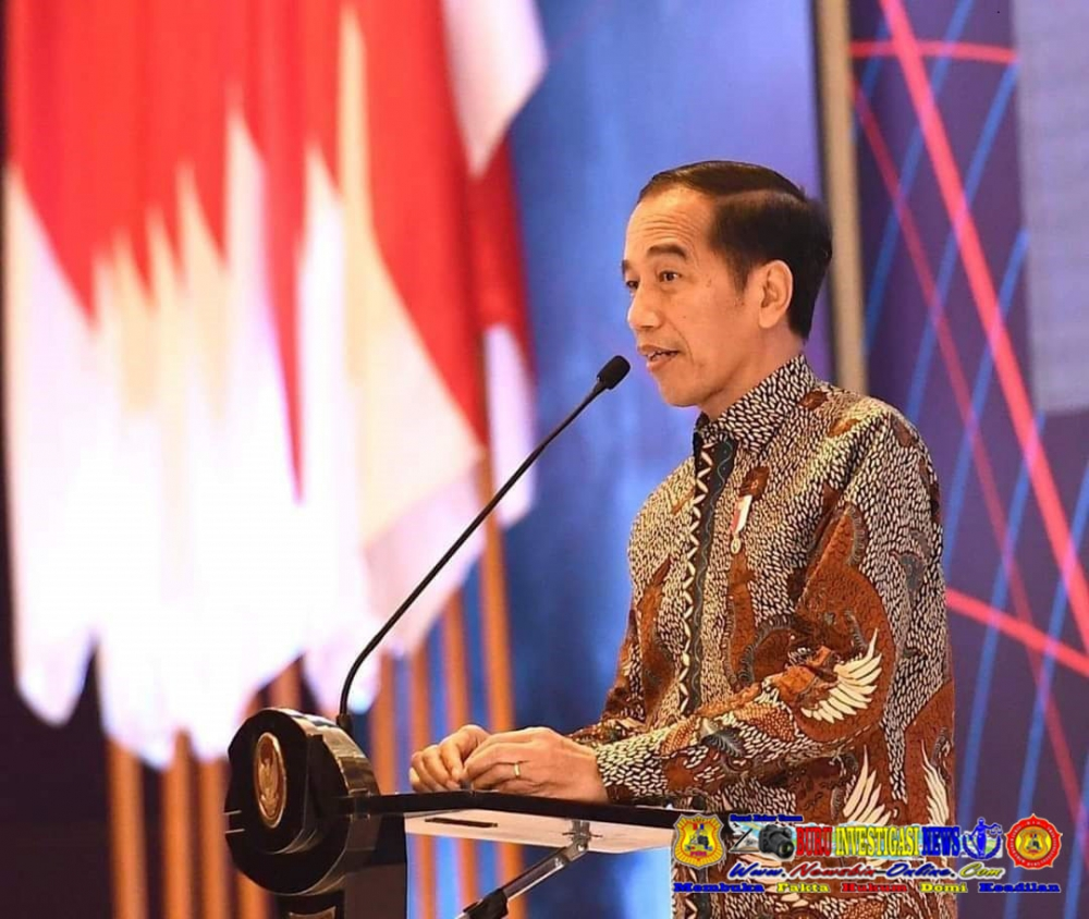 Indonesian President Crowned The Straits Times Asian of The Year 2019