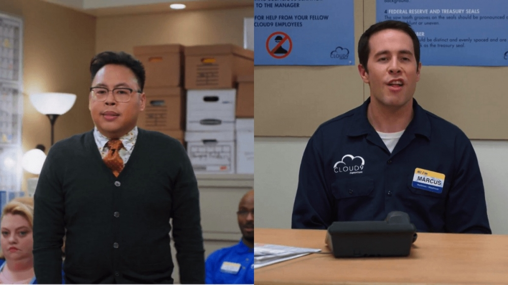 Characters in American TV Show 'Superstore' Argue in Straight Filipino