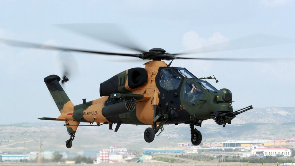 First Operator of T129 ATAK Combat Helicopter in Southeast Asia