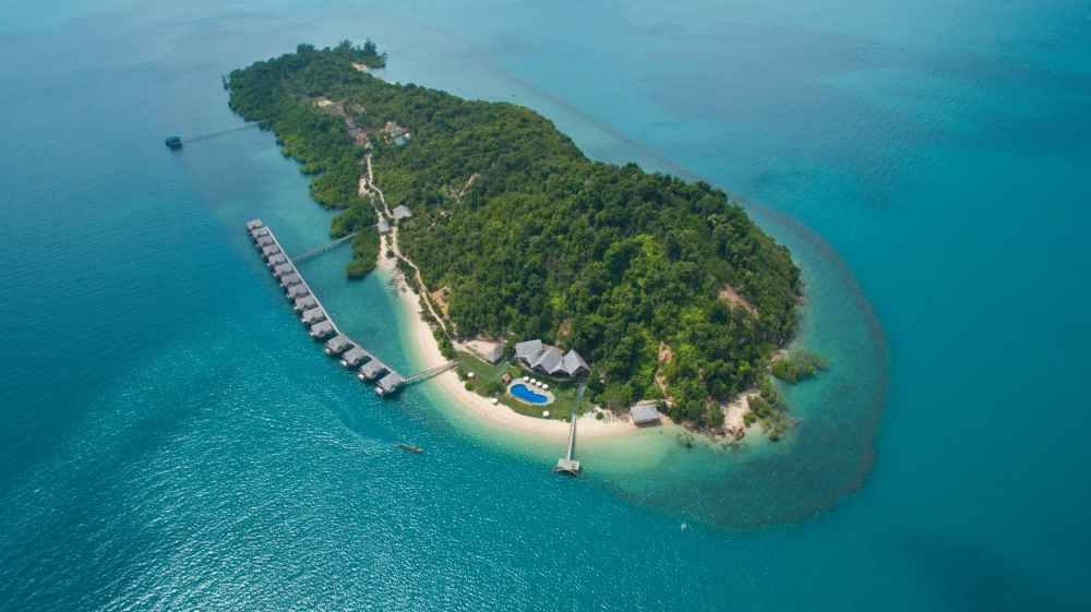 The Southeast Asian Most Relaxing Island