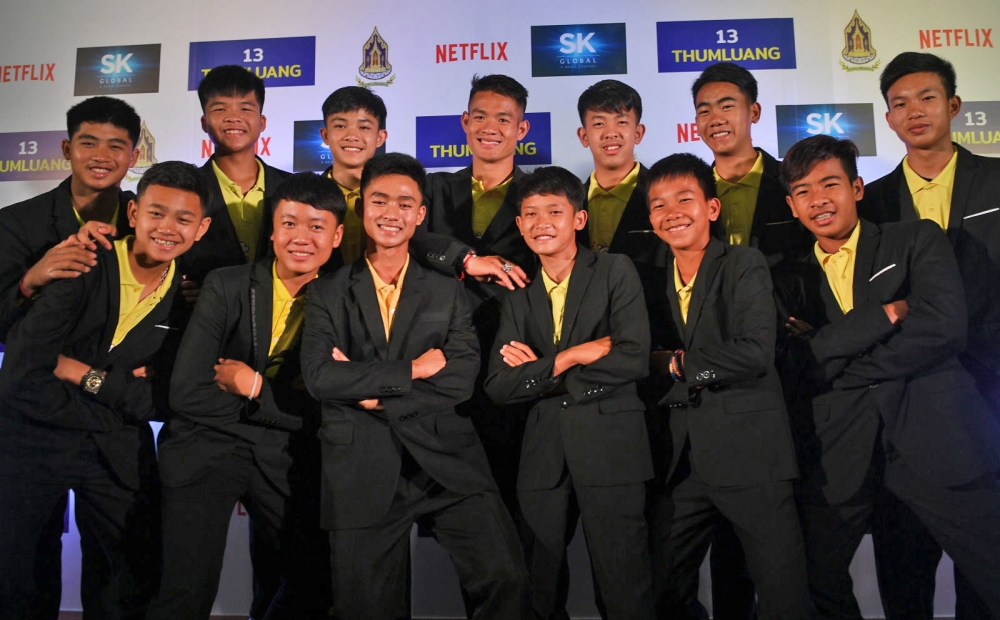 Netflix and Crazy Rich Asians Director Team Up for Thai Cave Rescues