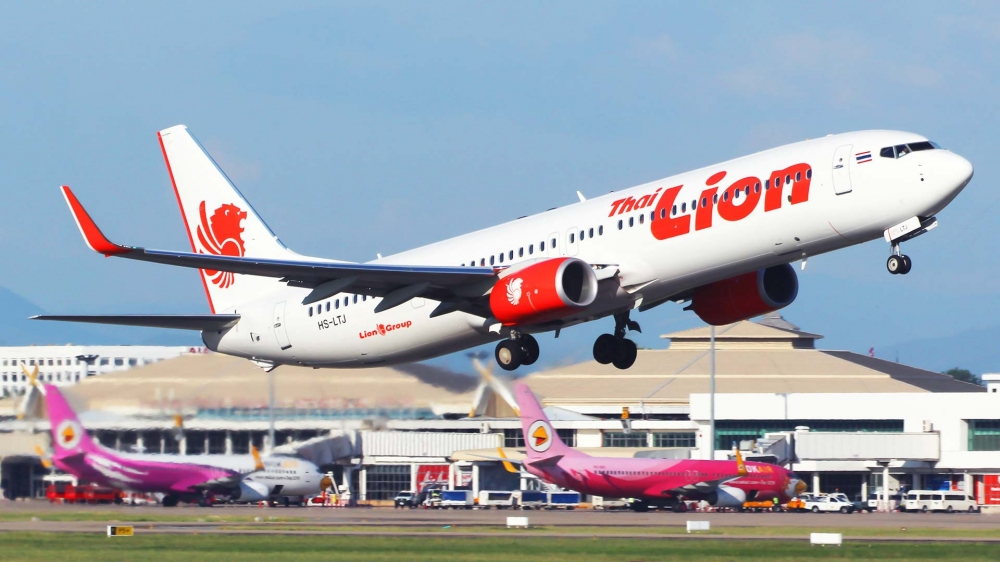 Thai Lion Air Receives First Delivery of Boeing 737 MAX 9