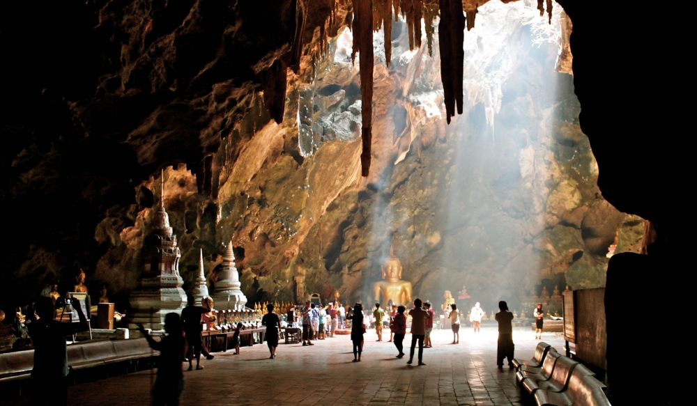 Cave Rescue Has Turned a Thailand's Corner into a Popular Tourist Attraction