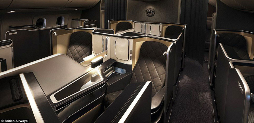 10 World's Best Airlines for First-Class Seats