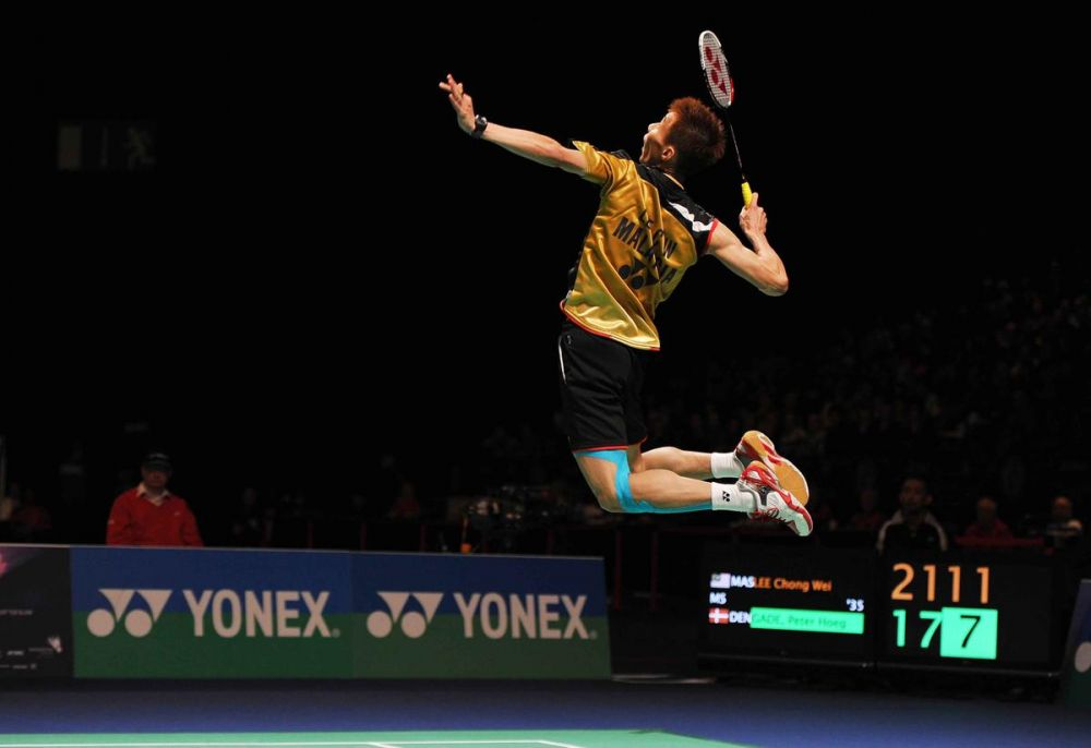 These Players Have the Fastest Smashes In Badminton Singles