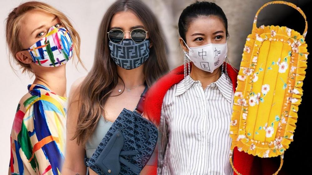 Mask : A New Fashion Statement