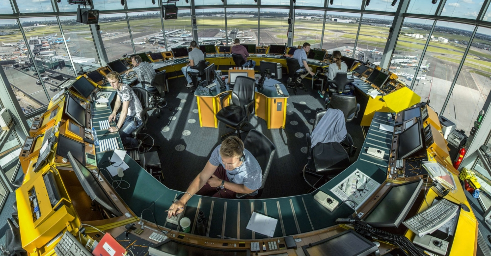 Meet 10 Tallest Air Traffic Control Towers in the World