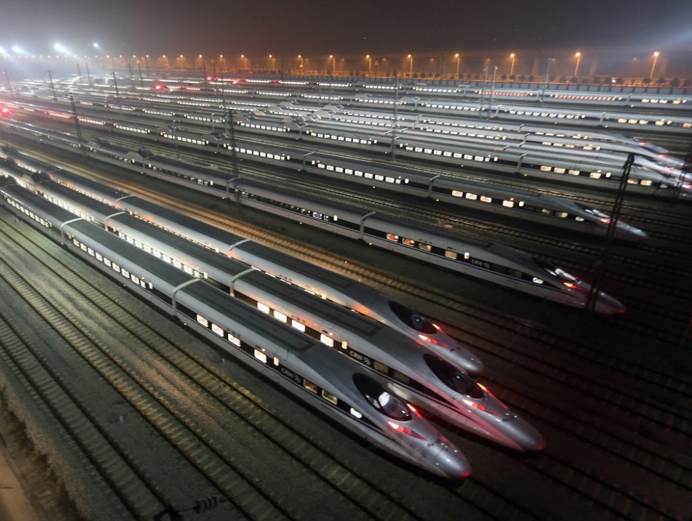 Indonesia, Japan to Conduct Joint Study of High-Speed Railway