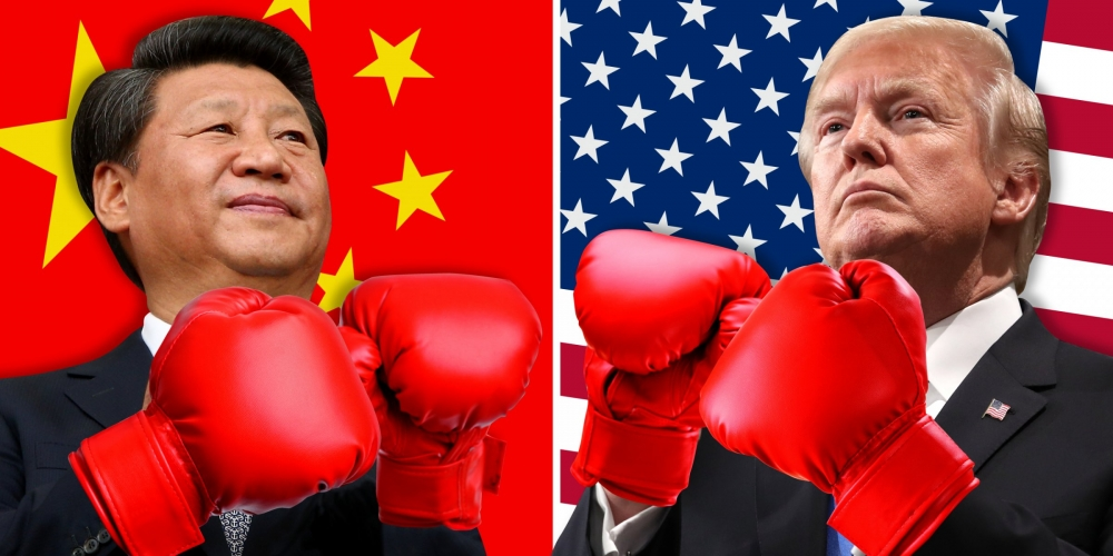 Here are the Asian Countries that Win from the US-China Trade War