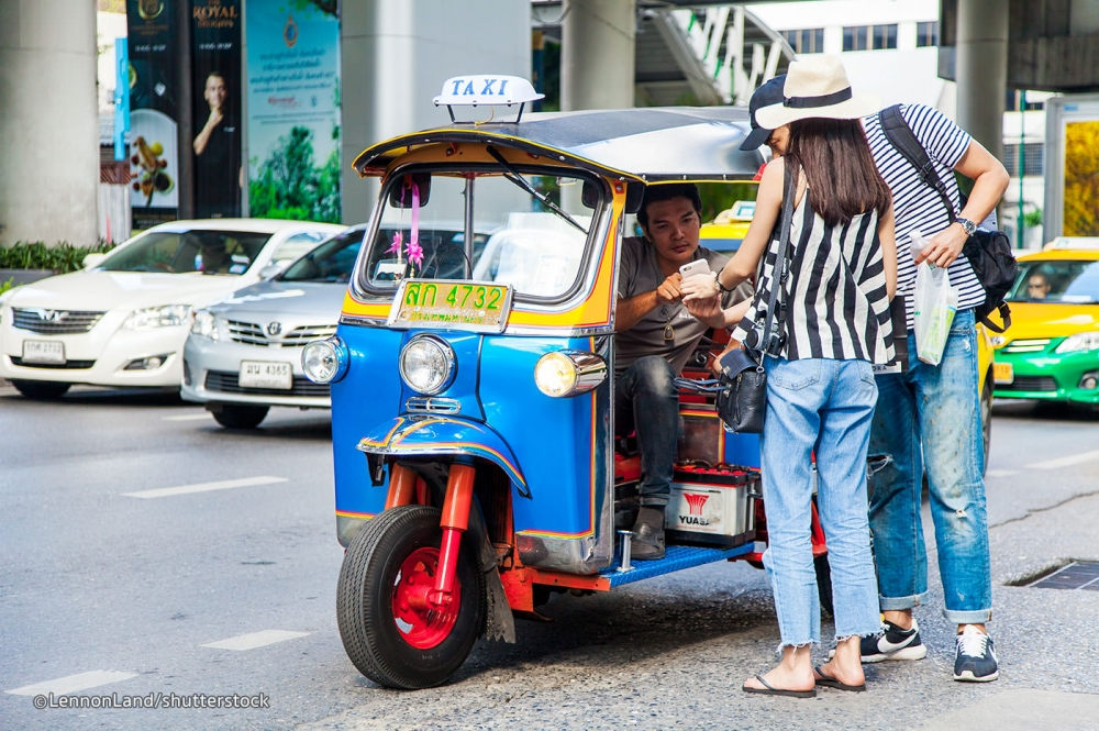[FIRST LOOK] Driverless Tuk-tuk Developed by Thai Local Startup