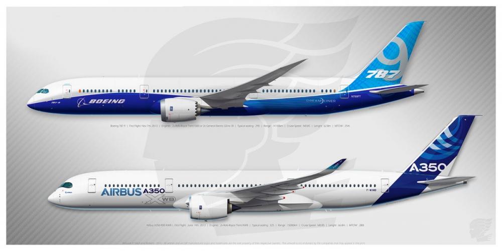 Head to Head: Boeing VS Airbus in Southeast Asia
