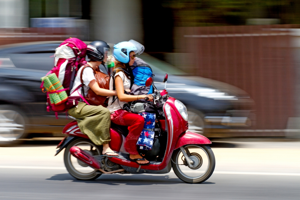 Enthusiastic Enough to Get Around Southeast Asia On Two Wheels?