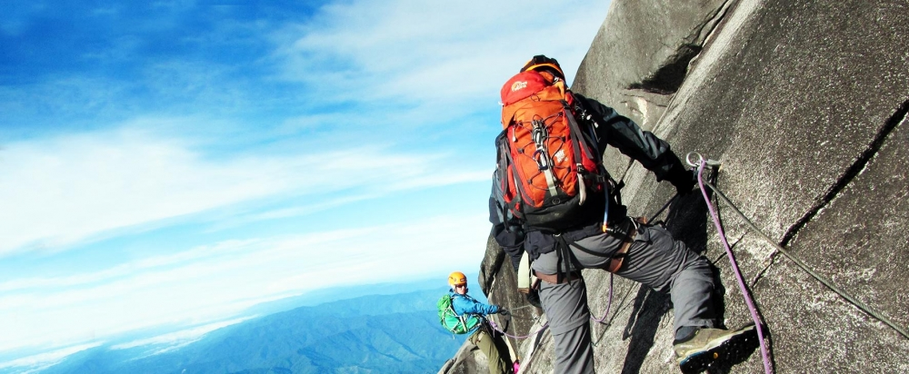 This Southeast Asian Climbing Route Among World's Best!