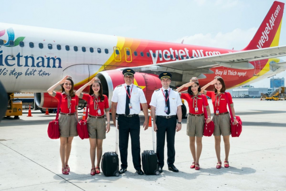 Vietjet Expands Network in India