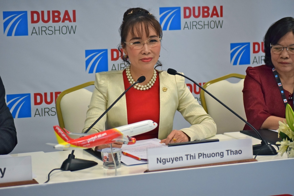 Meet Southeast Asia's Only Woman Billionaire, Founder of Vietnam's Budget Airline
