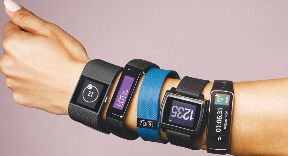 World Top 5 Wearable Companies for 2017