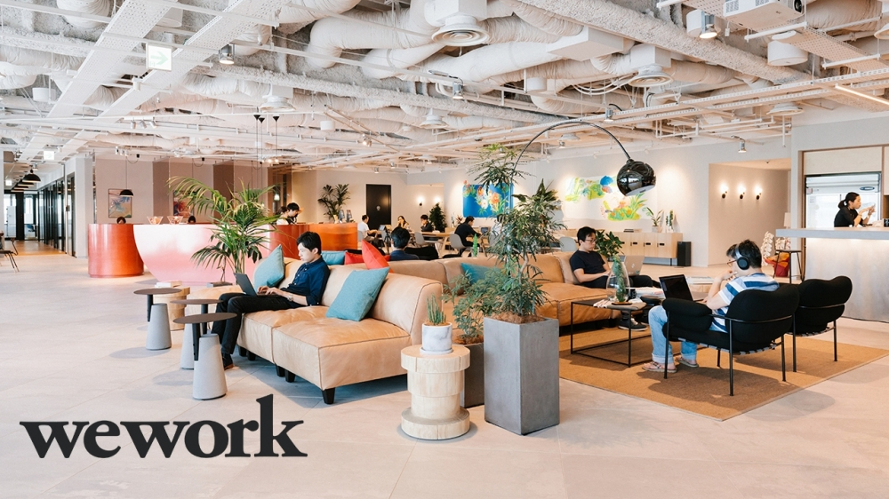 WeWork to Open New Co-working Sites in Singapore and Manila