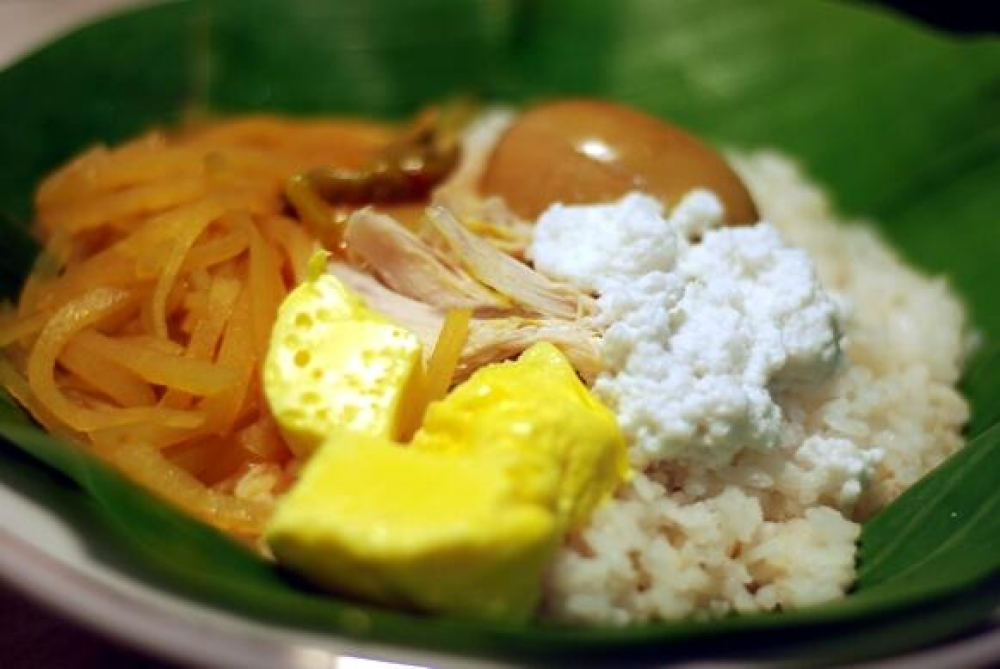 What to eat this weekend? Try these Indonesian rice dishes for sure