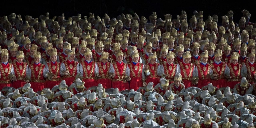 Did You Know: The Mystery of Fast-Changing Costume in Ratoh Jaroe Dance