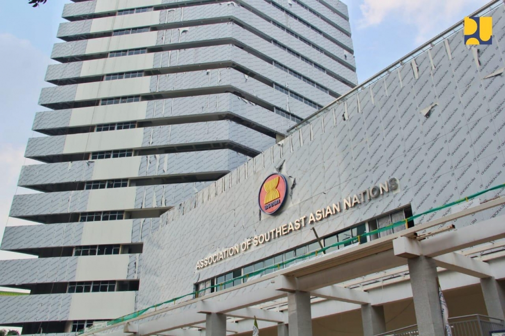 New ASEAN Secretariat Building Inaugurated on ASEAN Day