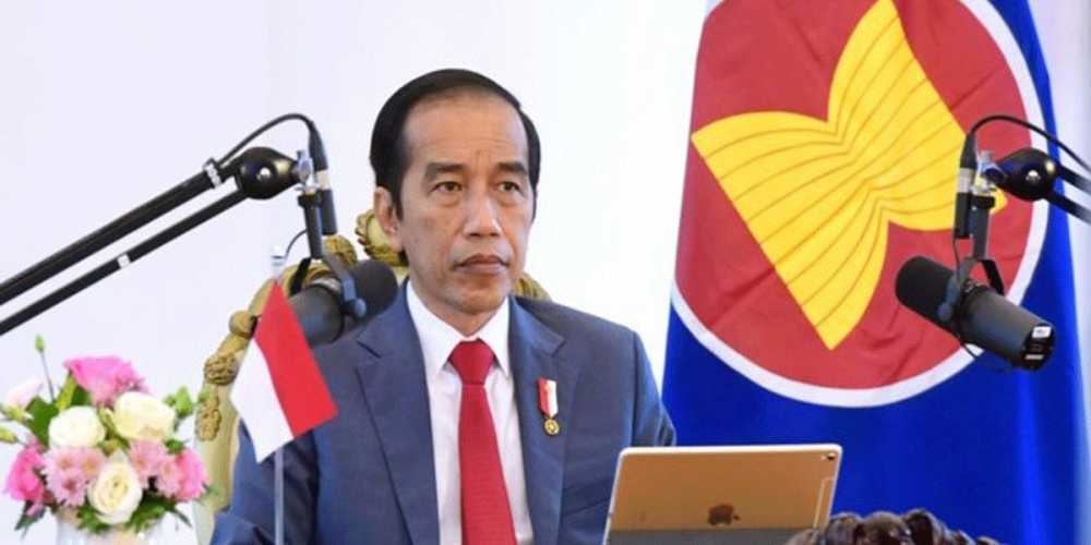 """Attending the ASEAN Summit, Jokowi: """"I want our partnership to be stronger"""""""