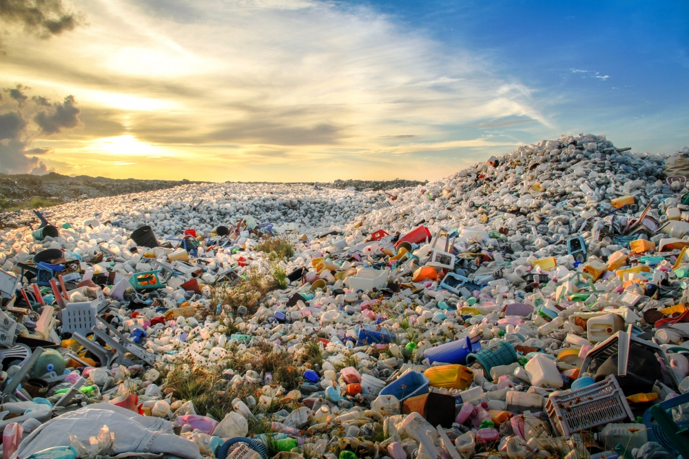 It's Time to Deal With Plastic Waste