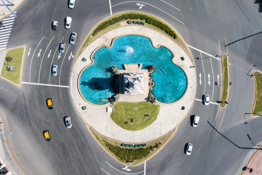 Did You Know: The World's Largest Roundabout is Located In Southeast Asia?