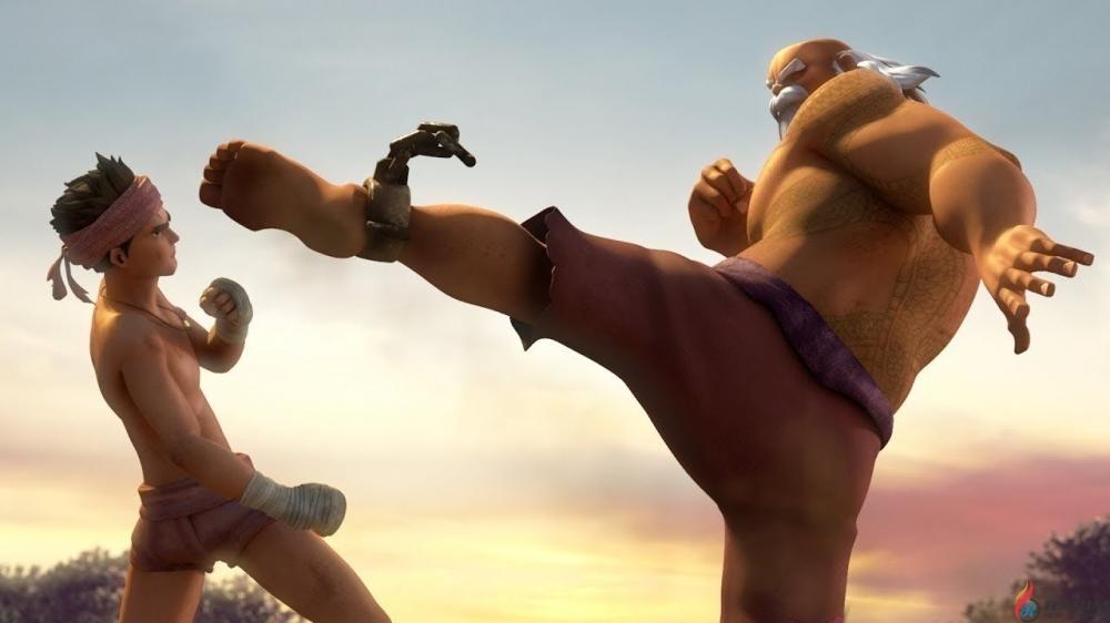 Thai Animated Film Hits Australia and New Zealand Cinemas in June