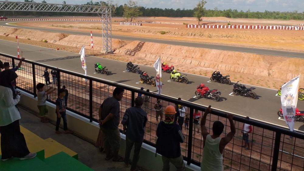Freegeb Merauke : The First Circuit in Eastern Indonesia