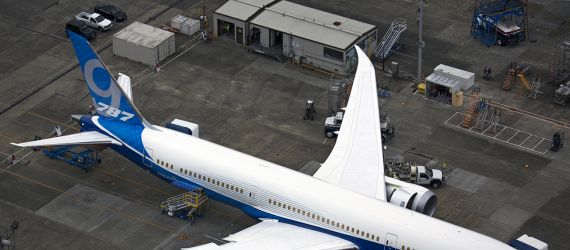 Singapore Airlines to finalize $13.8 billion Boeing order