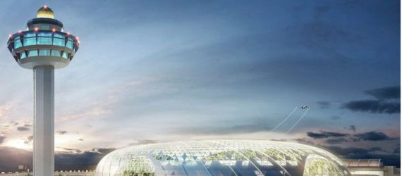 How Singapore's Upcoming New Airport will Solve 5 Problems You Never Knew You Had