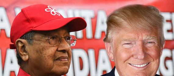 Next, Trump Will be Meeting Dr M?