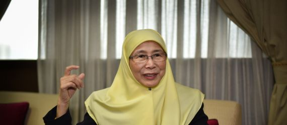 Malaysia Makes History as First Female Deputy Prime Minister Sworn In