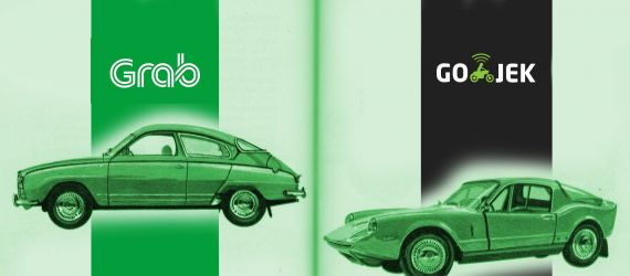 "Grab's Co-founder Responds to Go-jek's Expansion : ""Iron will Sharpen Iron"""