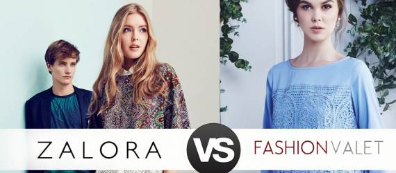 Head to Head: Zalora vs Fashionvalet