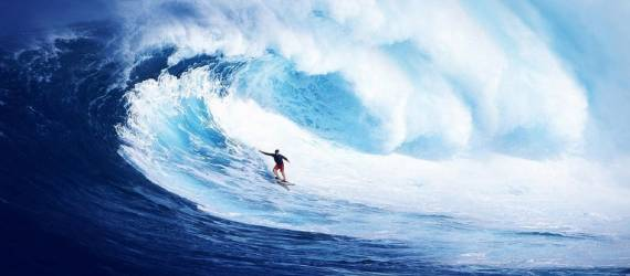 Here's World's Best Big-Wave Breaks in the World