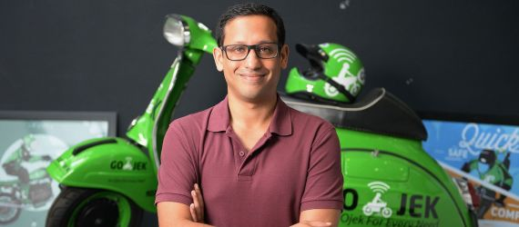 GO-JEK in Fortune's Change the World List, the Only Company from Southeast Asia