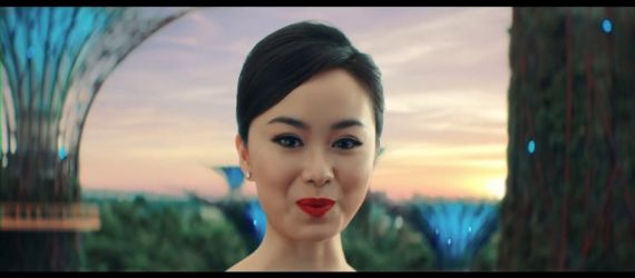 Singapore Airlines Combines a Travel Video With Its Safety Video. Gosh, It's Beautiful