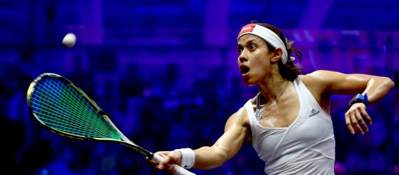 Meet The Greatest Female Squash Player of All Time From Southeast Asia, and Thank You!
