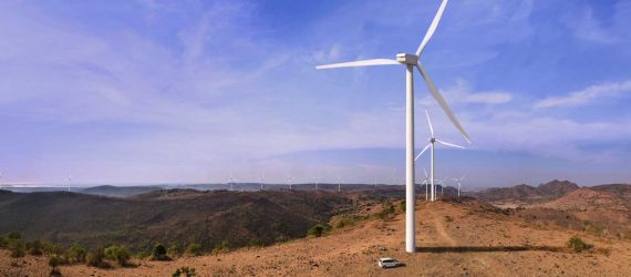 Indonesia's First Wind Farm Is Almost Ready!
