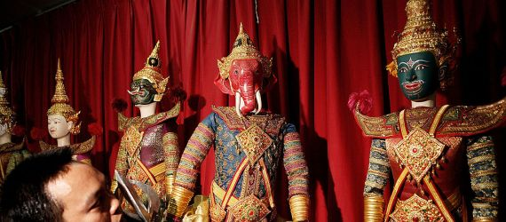 After 150 Years, Thailand's Royal Puppets Dance Again
