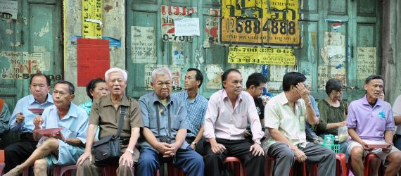 The Life Expectancy by 2040 for Southeast Asian Countries