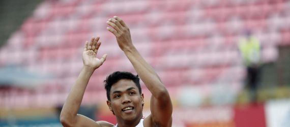 Meet The Humble 100-Meter Gold U20 World Champion From Southeast Asia